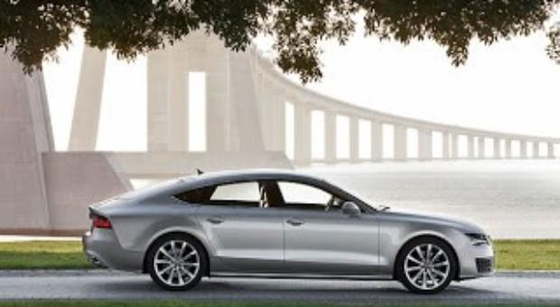 Audi A7 Sportback wins Design Summit
