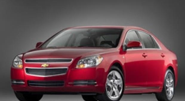 New Chevrolet Malibu Ready for Global Premiere