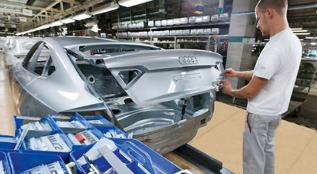Audi: Best result in corporate history