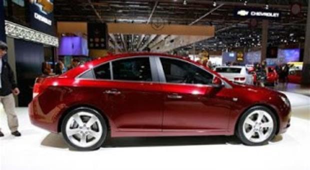 About Chevrolet Cruze's Innovative electrical technology