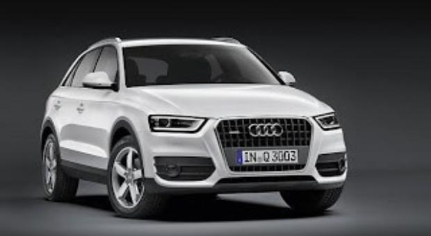 The new Audi Q3 – a premium SUV