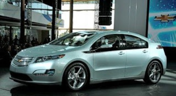 Chevrolet Volt Named 2011 Best World Green Car