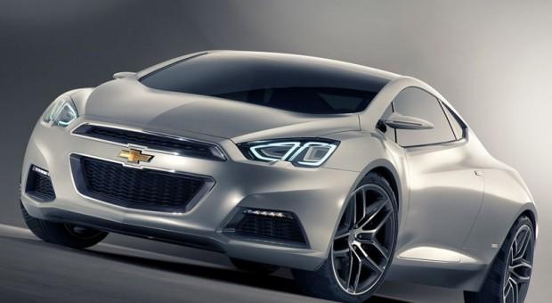 Amazing Chevrolet Concept, model Tru 140S