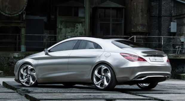 Mercedes Benz CLA Style Coupe concept is amazing