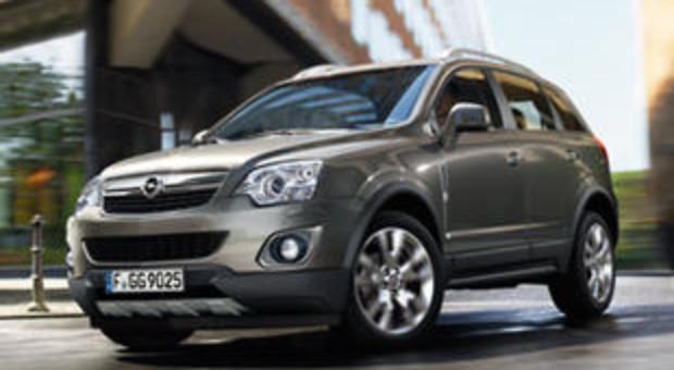 Opel Antara Review