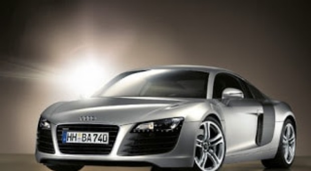 Legendary Audi R8 TV Commercial – Once upon a time