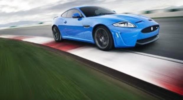 Jaguar XKR-S Convertible – The Nordic Drive Experiment
