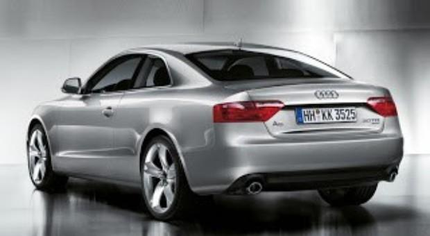 1, 2, 3, 4, 5 – Audi A5!