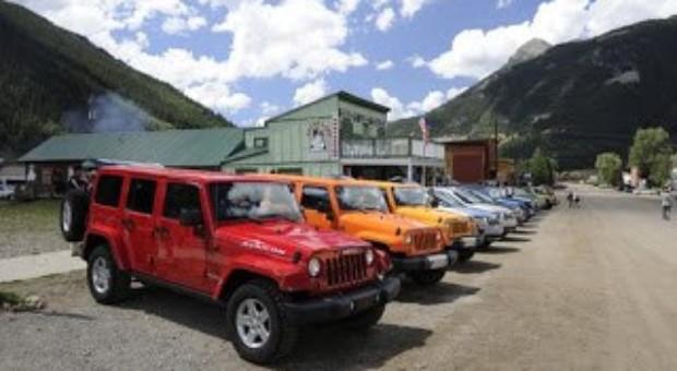 Jeep ® Experience – Colorado 2012