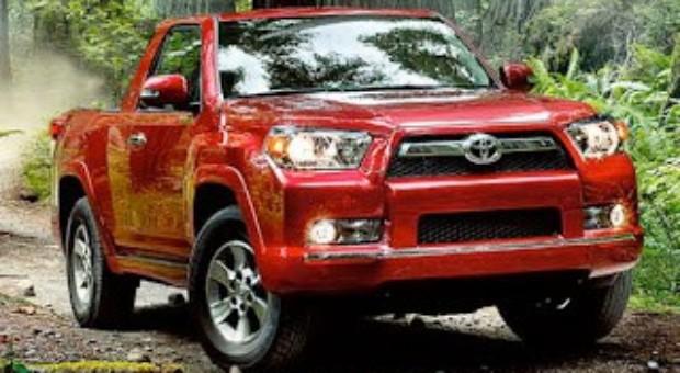 2012/2013 All-new Toyota Tacoma