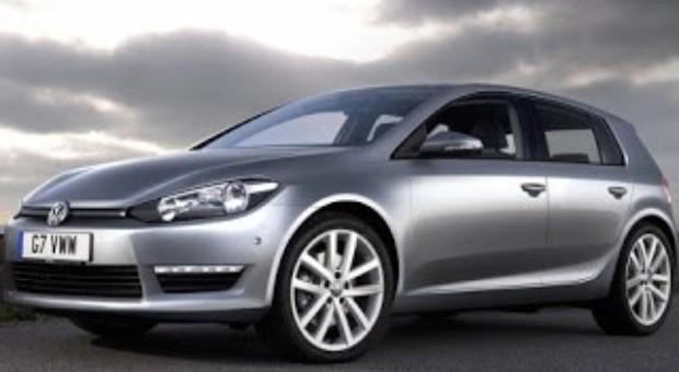 2012 Paris Motor Show – Volkswagen – Volkswagen Golf 7