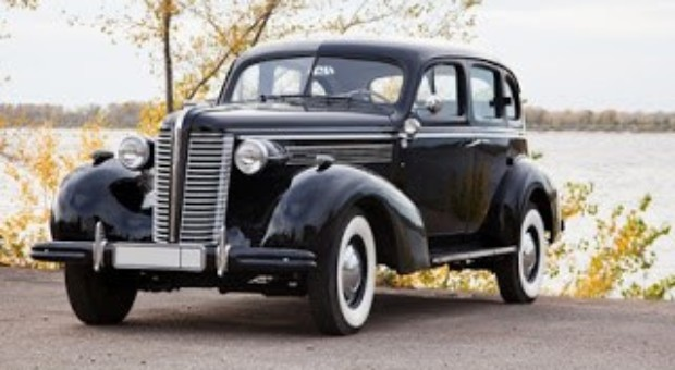 Protecting, Transport and Maintaining a Classic Car