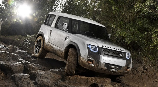 Land Rover DC1000 – New Defender for 2015