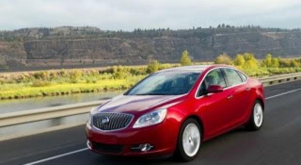 2013 Verano Continues Buick Five-Star Safety Streak
