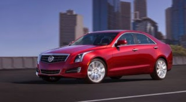 Cadillac ATS a Finalist for North American Car of the Year