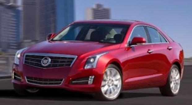 Cadillac ATS, RAM 1500 Win Car and Truck of the Year Awards