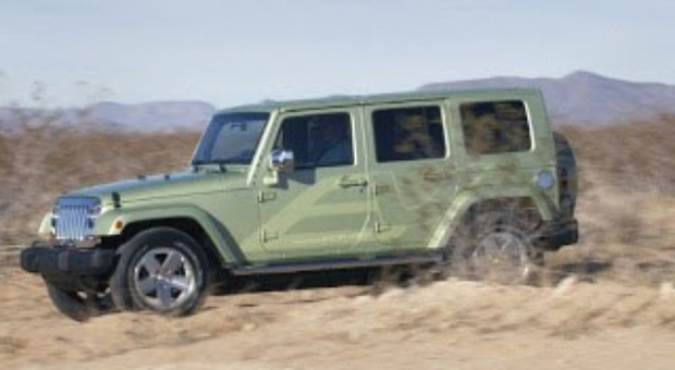 Jeep® Brand Sets All-time Global Sales Record in 2012