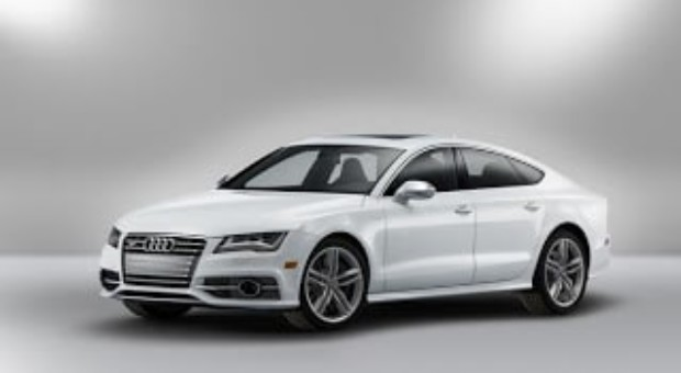 Audi S7 Wins 'Connected Car of the Year' Award