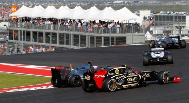 2013 FIA Formula One (F1) Race Calendar