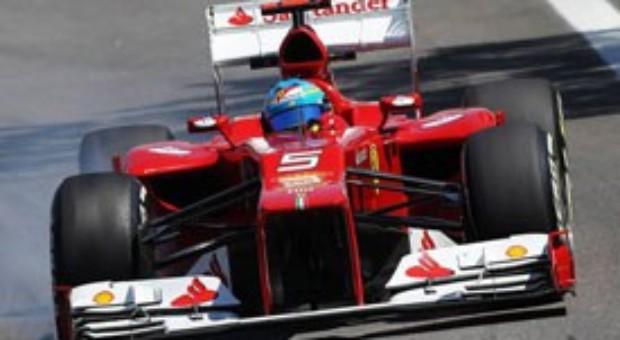 Ferrari names new F1 challenger F138