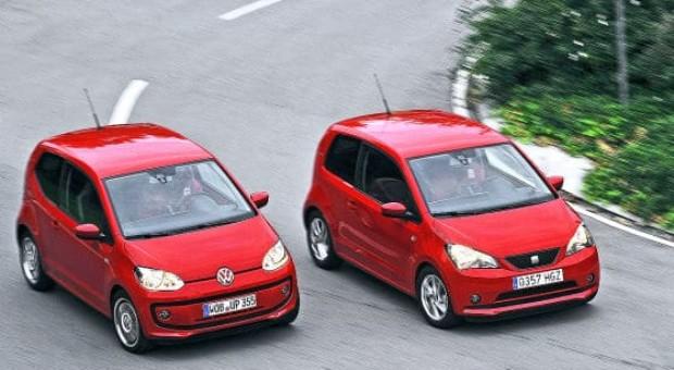 Seat Mii (Volkswagen up)
