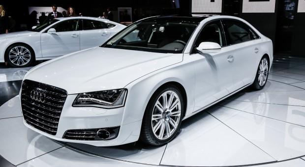 2014 Audi A8 L TDI clean diesel