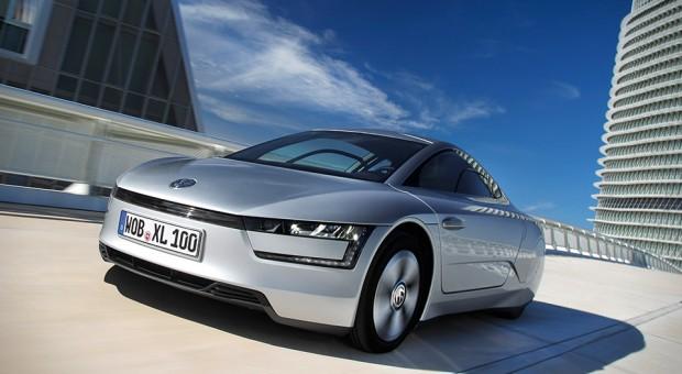 VW Announces XL1, the World's Most Efficient Car