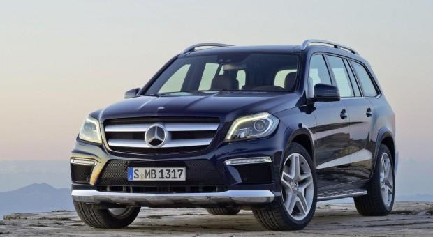 2013 All-new Mercedes Benz GL