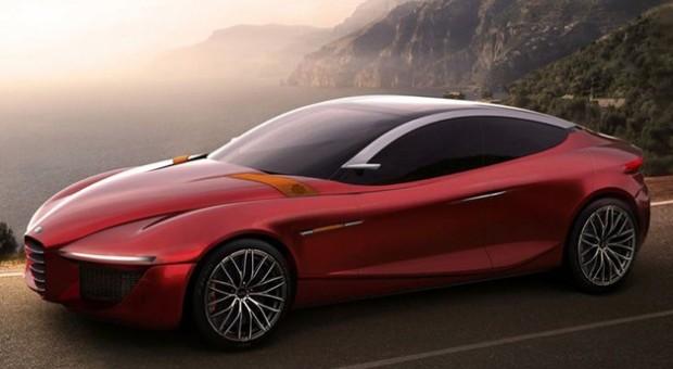 Alfa Romeo unveil new Gloria concept