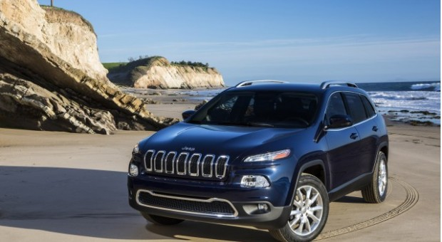 All-new 2013 Jeep Cherokee Debuts