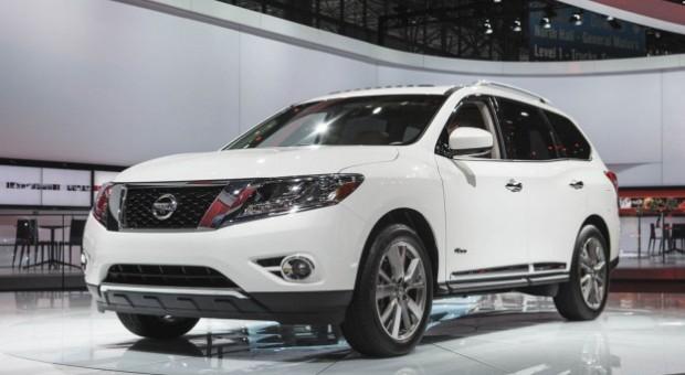 2014 New Nissan Pathfinder Hybrid