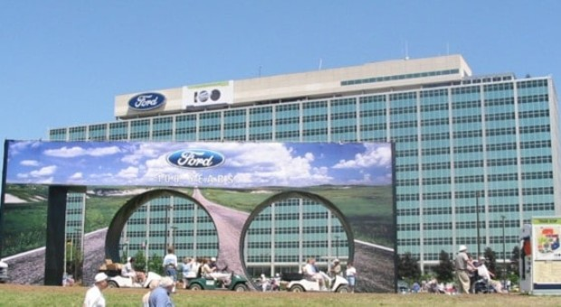 Ford Credit Reports First Quarter Pre-tax Profit of $507 Million