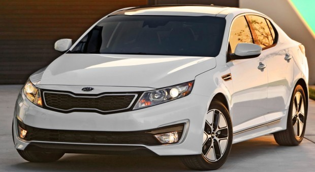 Kia: Best Ever March for Kia Sales (19,204 sales)