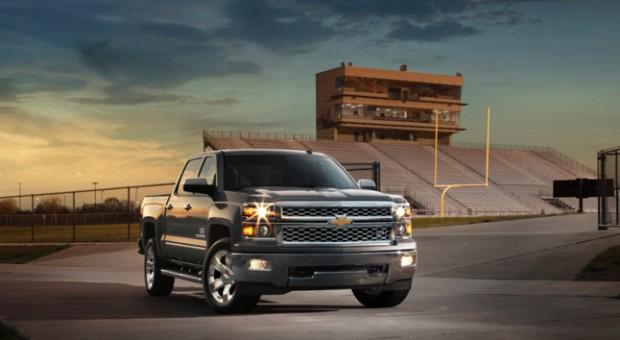2014 Chevrolet Silverado Texas Edition