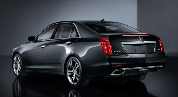 2014 All-new Cadillac CTS Sedan