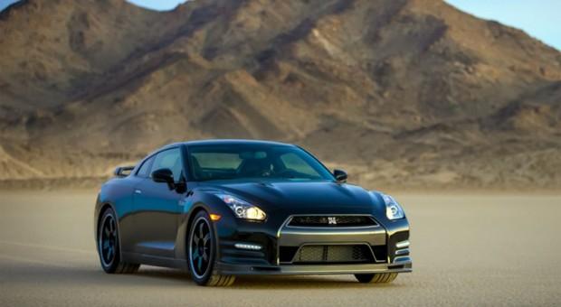 2014 All-new Nissan GTR Track Edition