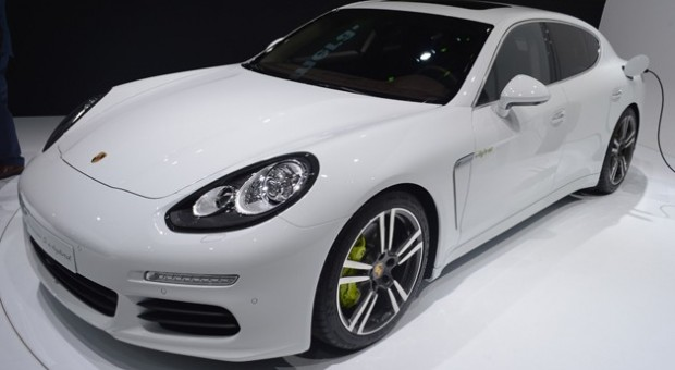 """Porsche: Universal Charger Lets Users """"Fuel Up"""" With Electricity At Home Or On The Road"""