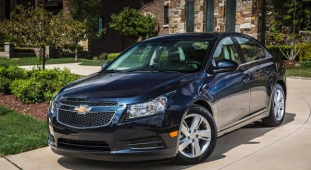 Chevrolet Sells 3 Millionth Chevrolet Cruze
