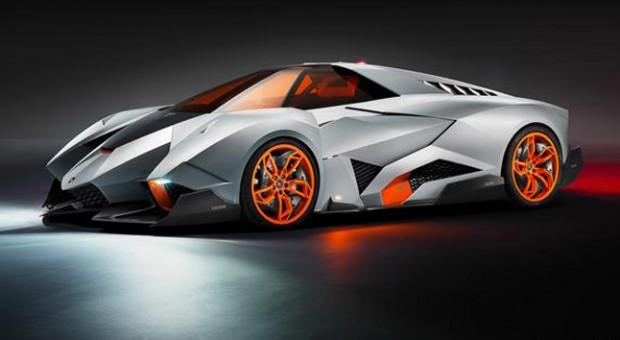 Lamborghini's anniversary model