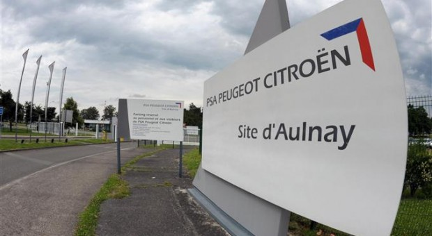PSA Peugeot Citroen expects 2,500 early retirements in 2014-15