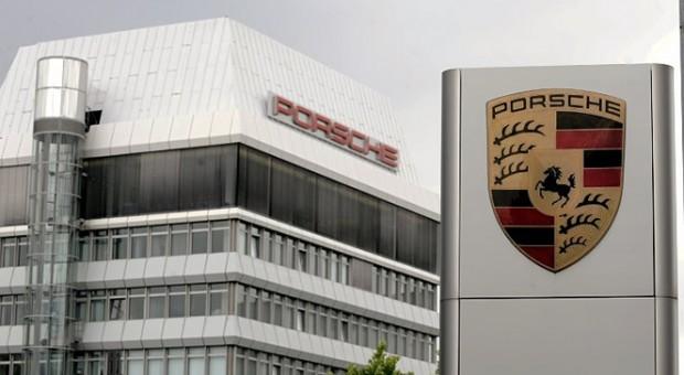 Porsche achieved growth in April in every region