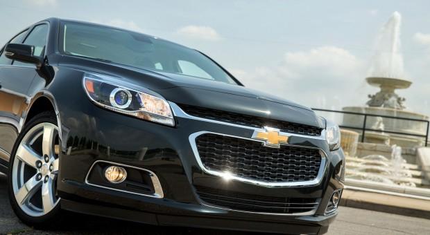 2014 All-new Chevrolet Malibu