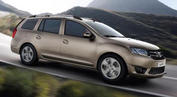 All-New 2013 Dacia Logan MCV