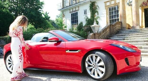 Jaguar F-Type celebrates modern Britain with #YourTurnBritain