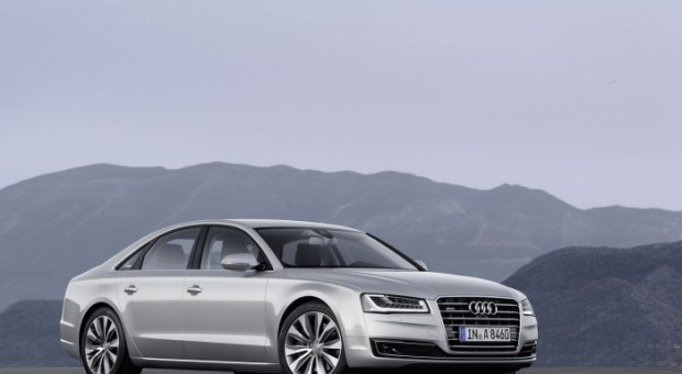 2014 All-New Audi A8 Redefined