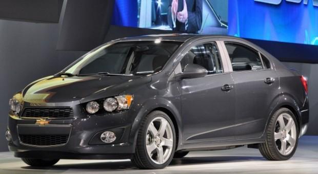 2014 All-New Chevrolet Sonic revealed
