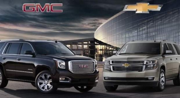 Chevrolet, GMC Reveal All-New SUVs