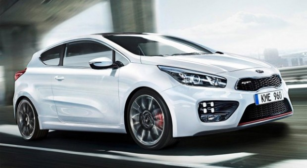 Kia released all-new the Pro_Cee'd GT viral spot