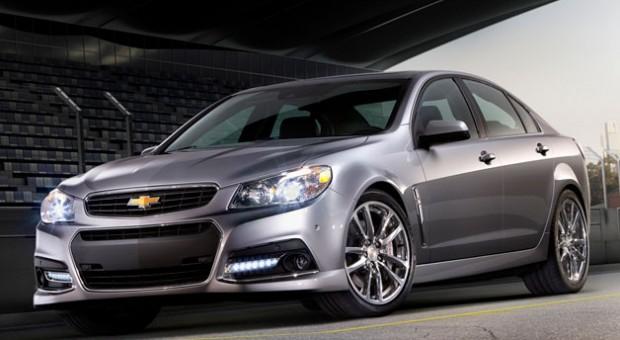 All-new 2014 Chevrolet SS Sedan