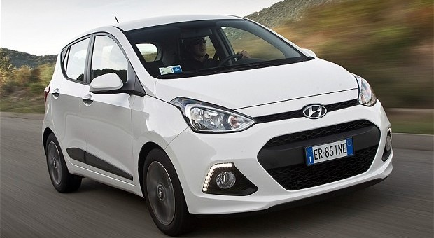 New Generation Hyundai i10 Gets You From A to B